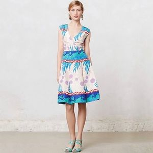 Anthropologie Tracy Reese Escape Dress